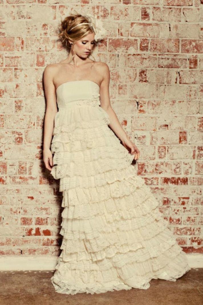 Indie Wedding Dresses 28 Lovely Kt Jean Indie Wedding