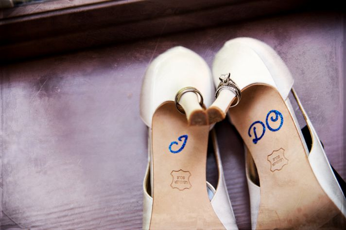 I do bridal shoes