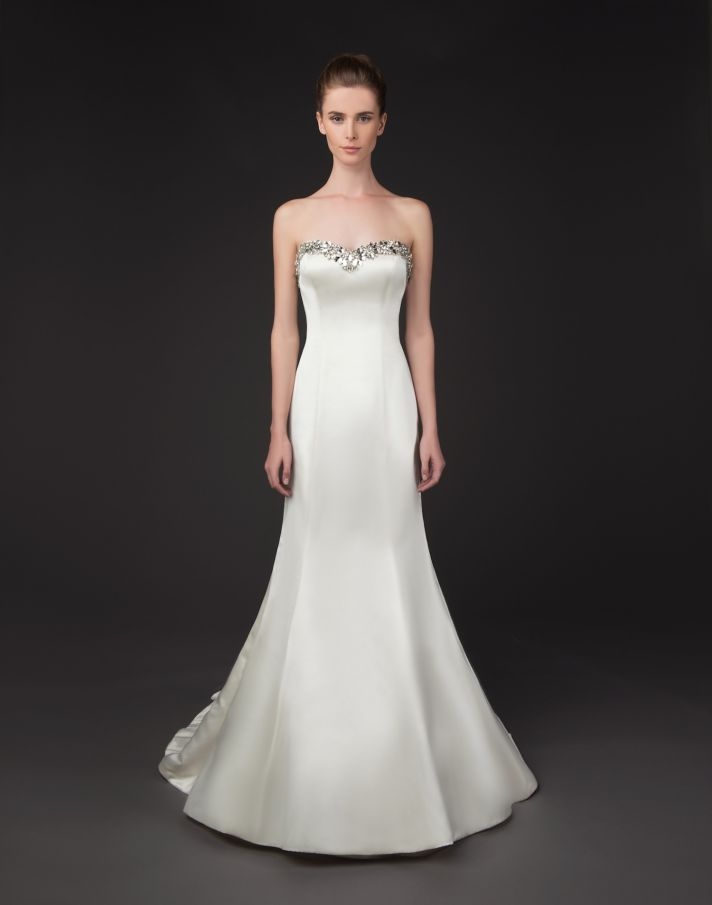 Blair gown by Winnie Couture Blush Label 2014