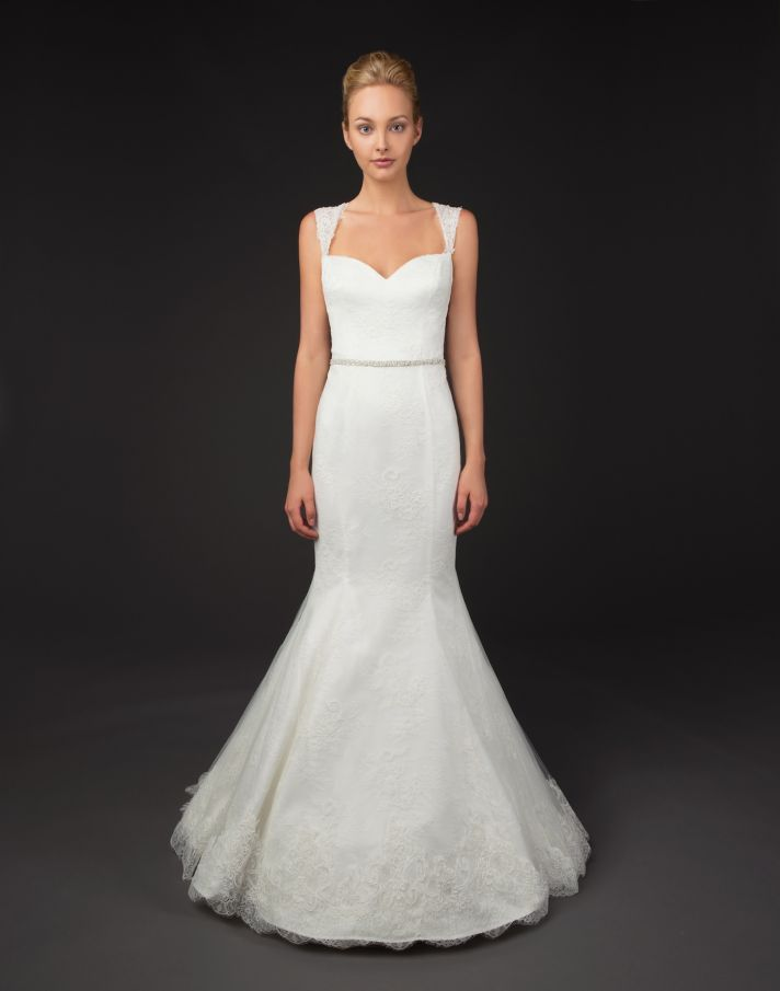 Fran gown by Winnie Couture Blush Label 2014