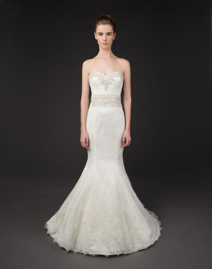 Marjorie gown by Winnie Couture Blush Label 2014