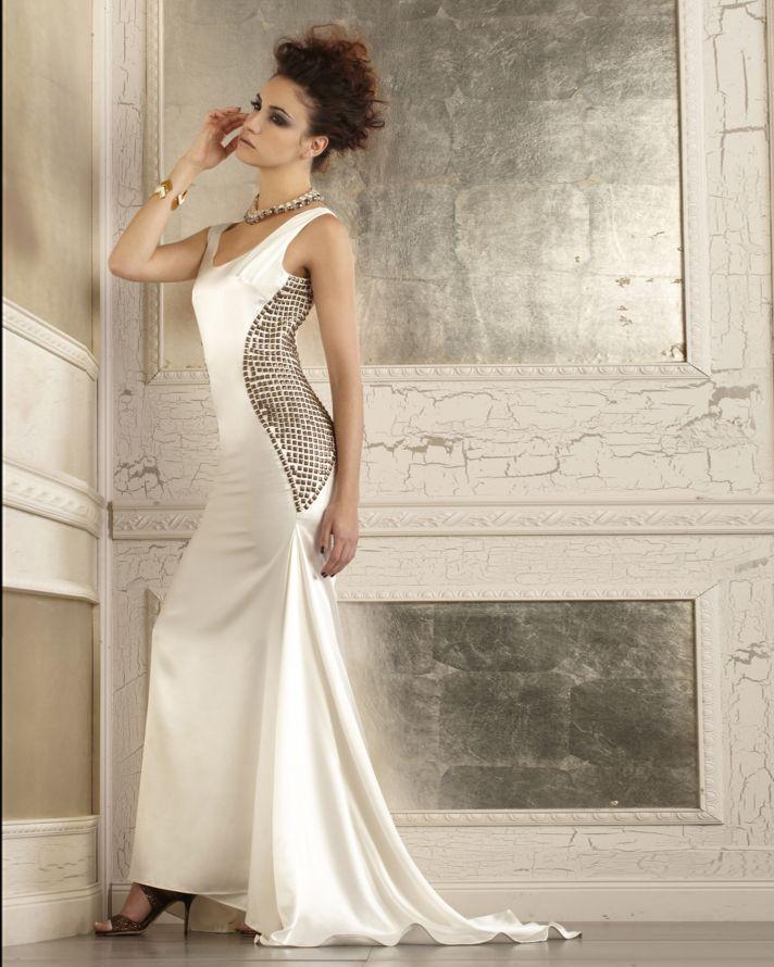 Della Giovanna Shayne Gown