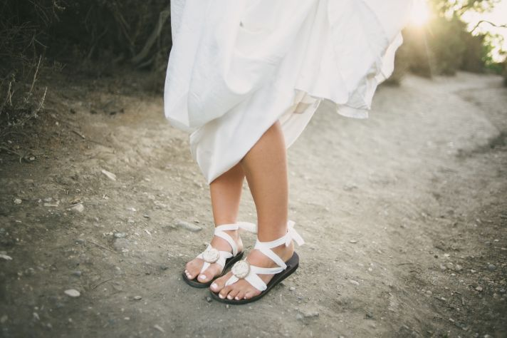 Beach Wedding Sandals By Sseko