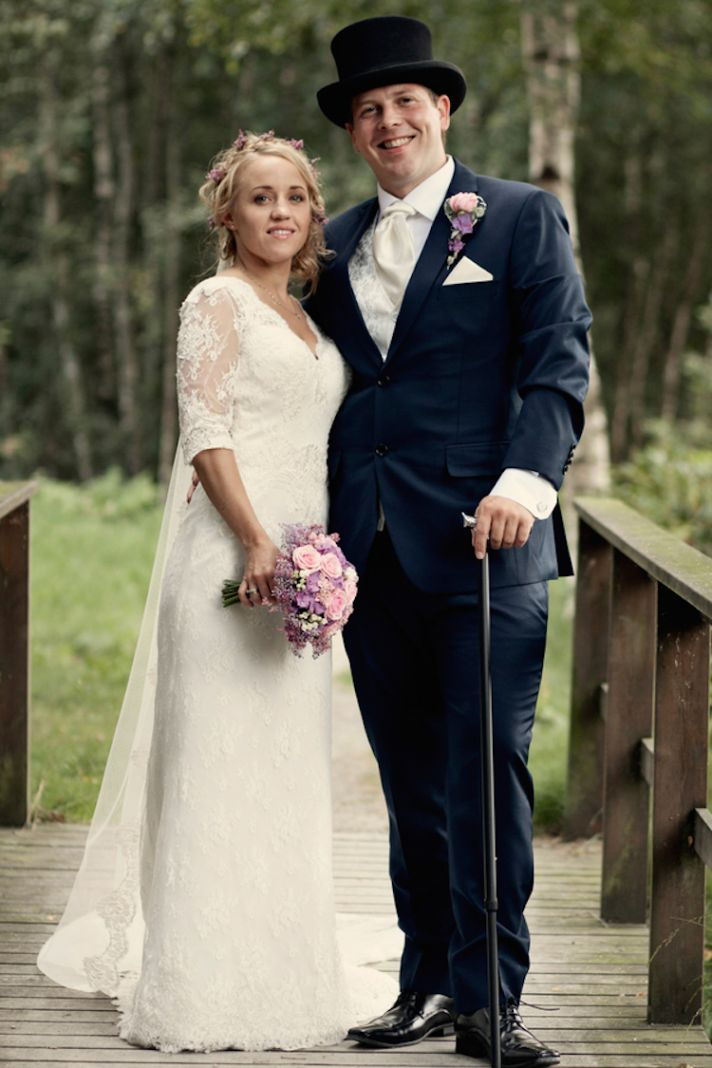 Norwegian Summer Wedding with Old World Style