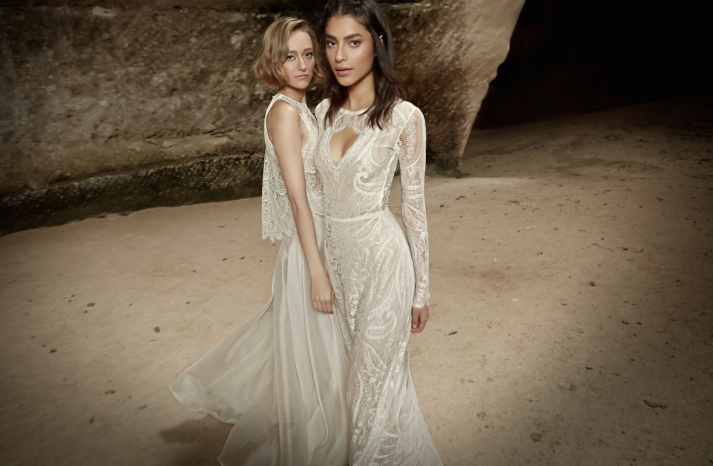 Sara and Surma wedding dresses by LimorRosen