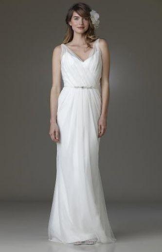 Amy Kuschel Bride Wedding Dress Style Ashbury Onewed