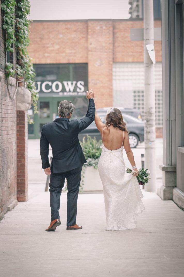 Real wedding hooray