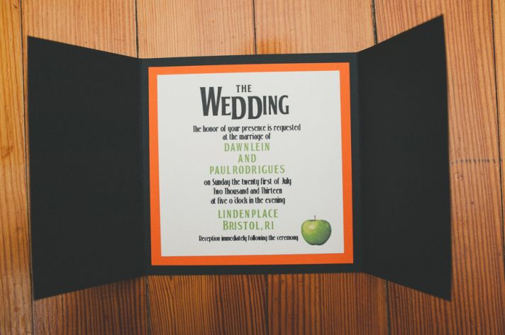 Beatle Themed Invitations
