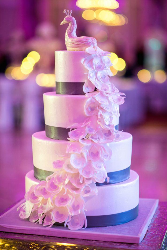 Pink Tinted Cake