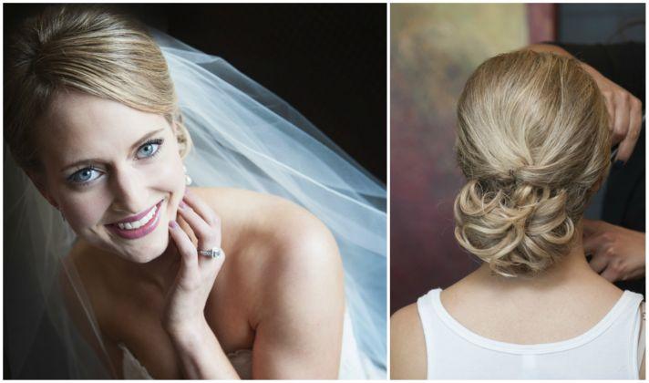 Beautiful Bridal Hair Inspiration