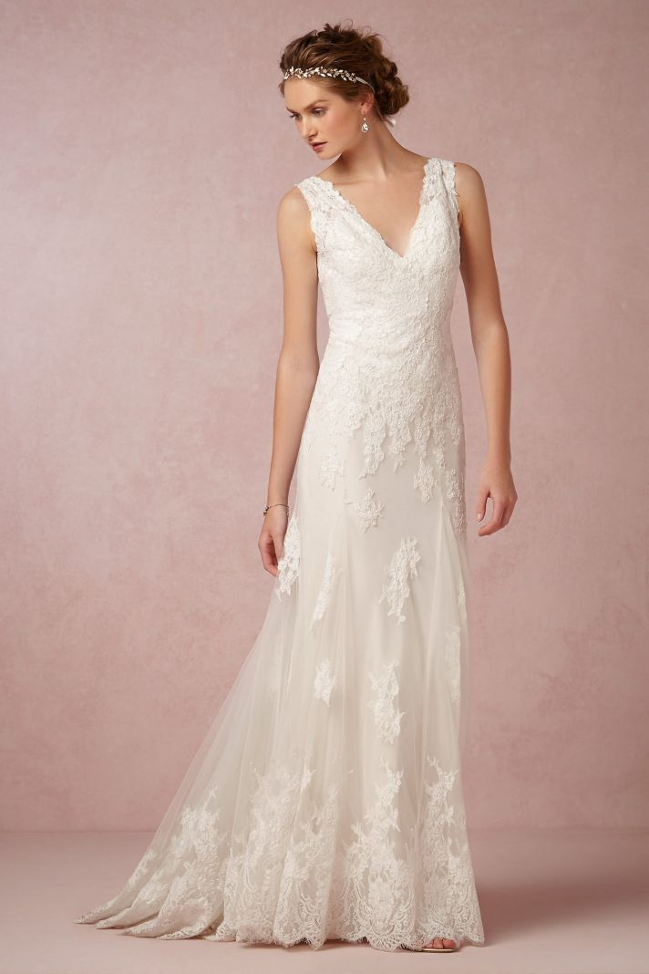 BHLDN Francine Wedding Dress