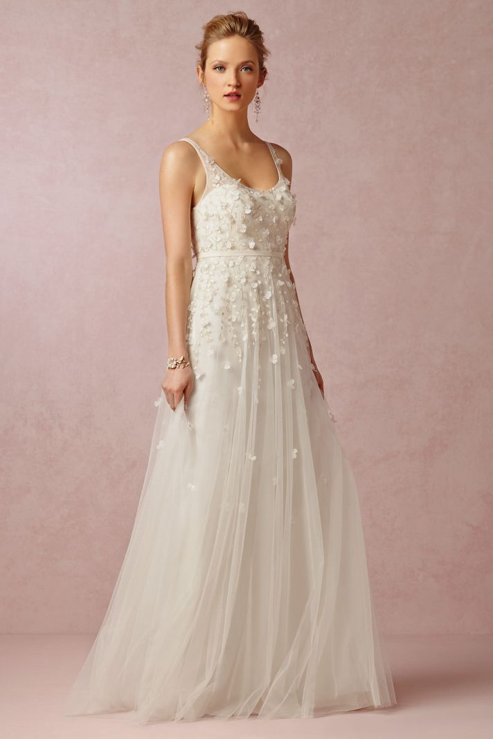 BHLDN Luisa Wedding Dress
