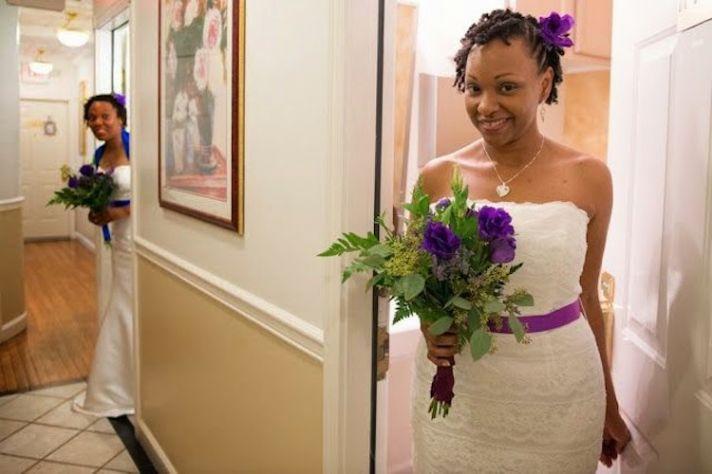 Same Sex Brides in Gowns