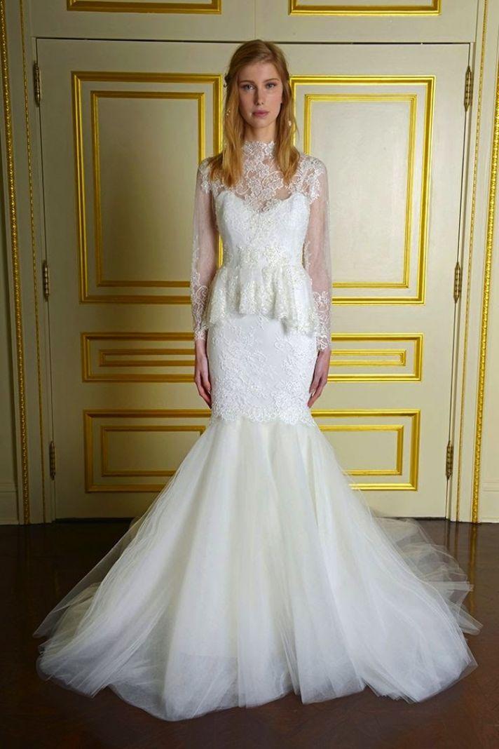 A Winter Dream Wedding Dress