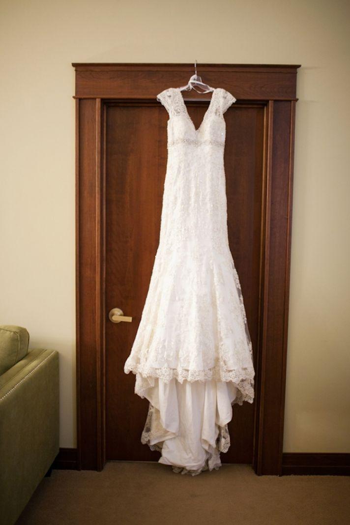 Custom Wedding Dress Hangers 94 Popular Lace Dress on the
