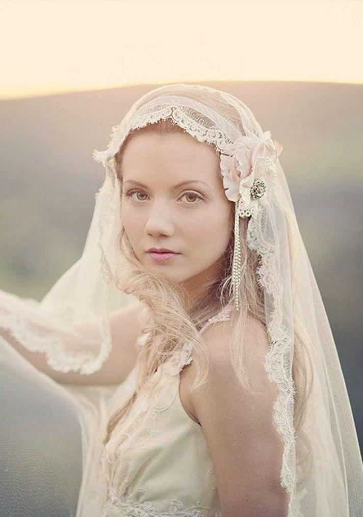 Timeless Amp Elegant Juliet Cap Veils