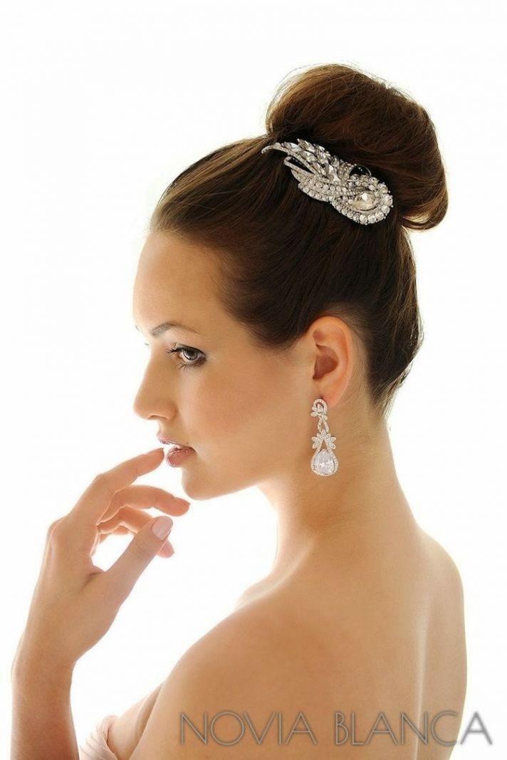Bridal Jewel for Updo