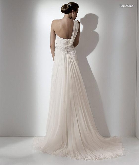как сшить короткое платье в греческом стиле.