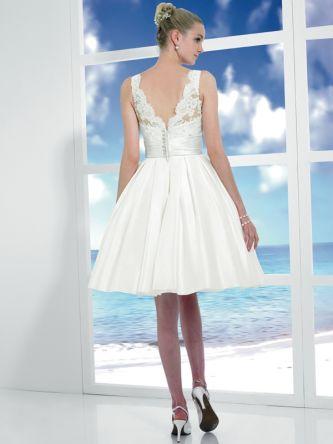 Moonlight Wedding Dress Style T446 Onewed