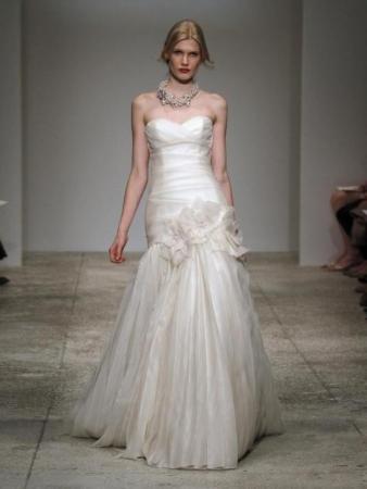 Amsale Designer Wedding Dresses OneWed