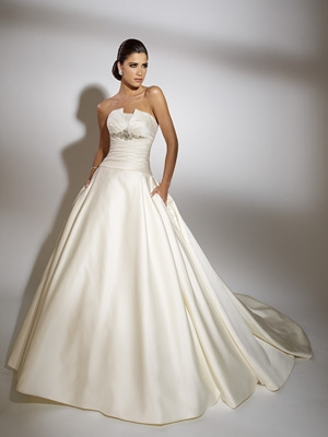 Wedding Dresses By Jacquelin Exclusive - Overlay Wedding Dresses